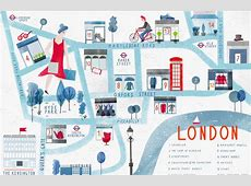 London Boutique Shopping Map, Shopping Guide The Doyle