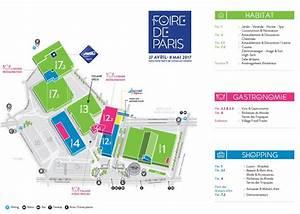 Place Gratuite Foire De Paris : plans de visite foire de paris foire de paris ~ Melissatoandfro.com Idées de Décoration