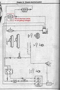Ignition Fuse Problem
