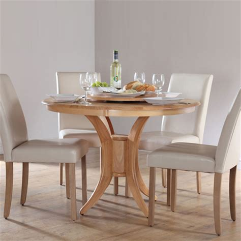 diy round dining table home dzine home diy build a round or circular dining table
