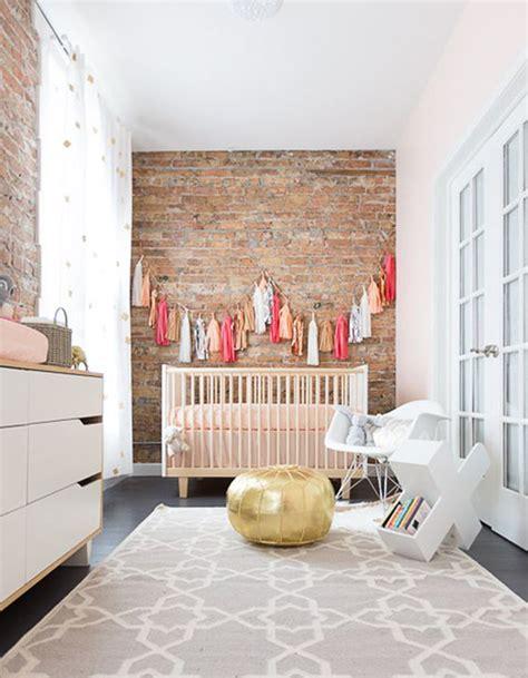 décoration chambre bébé fille chambre de bébé 25 idées pour une fille décoration
