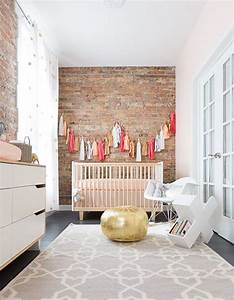 Chambre De Bébé Fille : chambre de b b 25 id es pour une fille elle d coration ~ Teatrodelosmanantiales.com Idées de Décoration