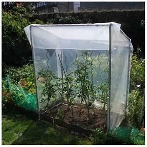 Abri A Tomate : abri potager pour tomates en pe 200 microns serres tonneau ~ Premium-room.com Idées de Décoration
