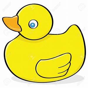 Yellow Duck Clipart – 101 Clip Art