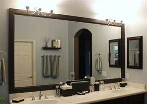 bathroom mirror trim ideas diy bathroom mirror frame bathroom ideas diy bathroom mirrors