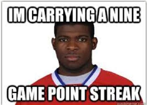Pk Subban Memes - toronto montreal everyone else call boston bruins fans racist cuz 10 idiots tweeted racist