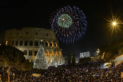 Rome New Years Eve, 2019 Version