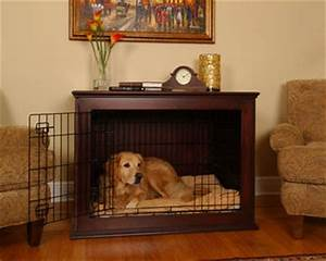 somewhat couture wild wednesday fancy dog crates With fancy dog crates furniture