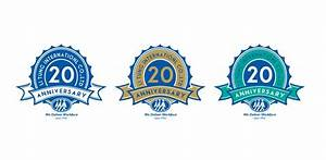 20th Anniversary Logo | www.imgkid.com - The Image Kid Has It!