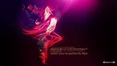 Dancing Fire Dance Wallpapers Silhouette Cool Desktop