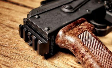 sneak peek upcoming jmac customs products  draco nak  pistols  firearm blog