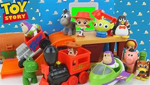Toy Story Toys Minis Andys Room Buzz Lightyear Woody