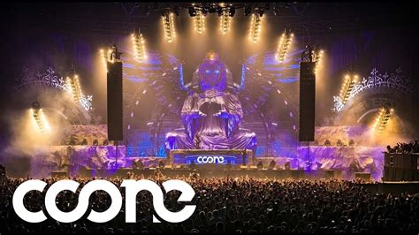 Hardstyle Drops Only  Coone @ Reverze 2018 Youtube