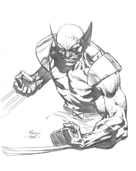 Wolverine by David Finch * | Comic art, Wolverine marvel