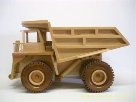 toy haul truck plan needed woodworking talk