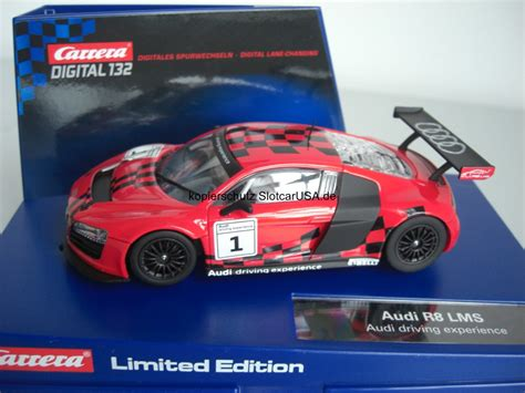 Audi R8 Lms Driving Experience Rot Schwarz Limited Edition