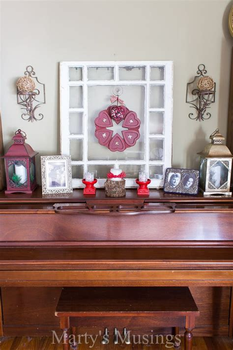 valentines day decor easy ideas   thrifty home