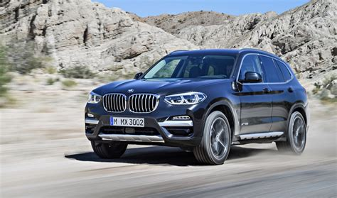 2018 BMW X3 debuts with 355-hp M40i