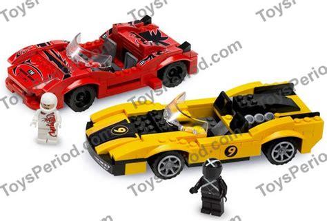 Lego 8159 Racerxand Taejo Togokahn Set Parts Inventory And