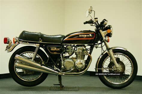 Honda Cb550 by 1978 Honda Cb550 K