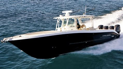 Hydra Sport Fishing Boats by Hydra Sports 4200 Sf Maximum Power Boats