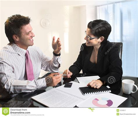 business negotiation royalty  stock photography