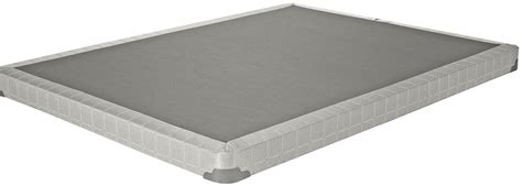 Gray Twin Low Profile Foundation, 350045t, Coaster Furniture