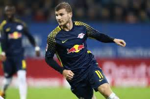 liverpool  real madrid target timo werner