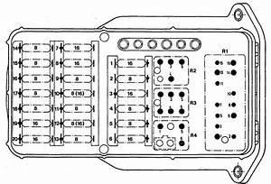 Mercedes-benz 190e  1992 - 1993  - Wiring Diagrams