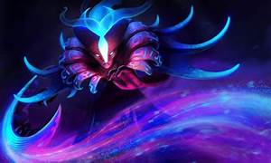 Spectre Dota 2 Loading Screen Fan Art Wallpaper Hd