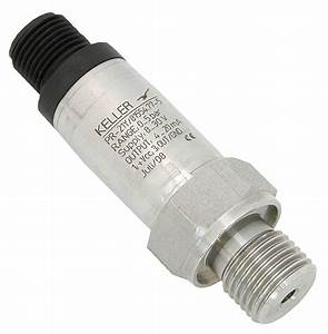 Keller Piezoresistive Pressure Transmitters Series 21 Y