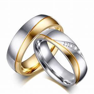 aliexpresscom buy 2016 wedding rings for women men gold With stores to buy wedding rings