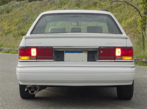 1992 Dodge Spirit Le Sedan 4-door 3.0l For Sale