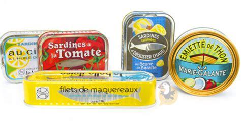 cuisiner maquereau conserves la illoise maquereau thon sardines en