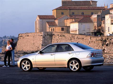 Lexus Is 300 2001 Lexus Is 300 2001 Photo 05