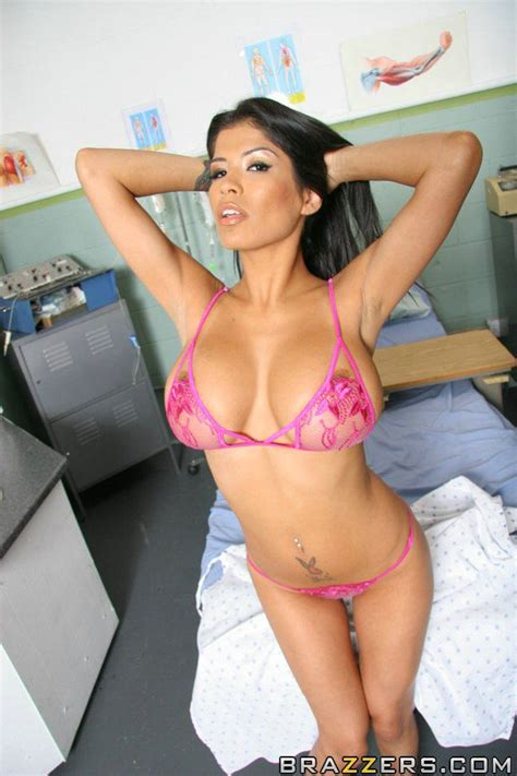 Alexis Amore having nasty sex with her doctor - My ...