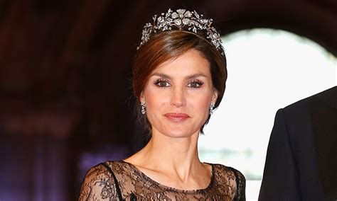All About Queen Letizia Of Spains Stunning Mellerio