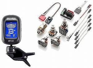 Emg Solderless Conversion Wiring Kit 1