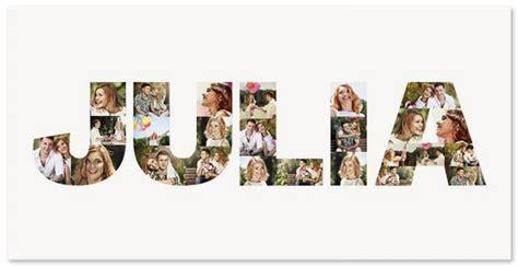collage fotos en letras nuevo crea ahora  collage