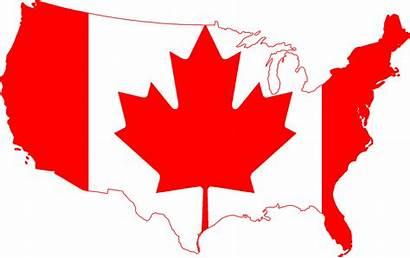 Canada Feel Flag Map States United