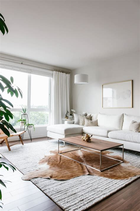Designing My Modern And Minimalist Living Room With