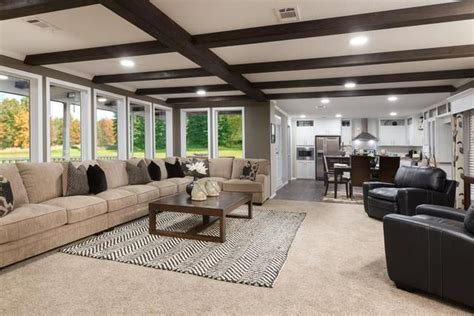 recreational resort cottages  cabins models  display