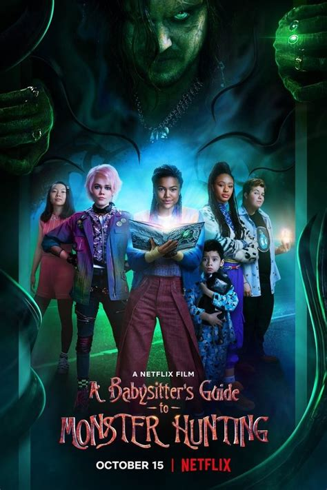 babysitters guide  monster hunting ghidul unei