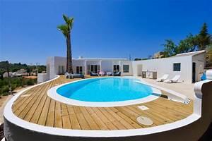 Villa Avec Piscine Au Portugal