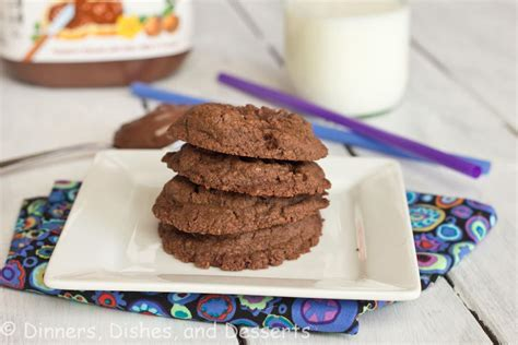 nutella cookies dinners dishes and desserts