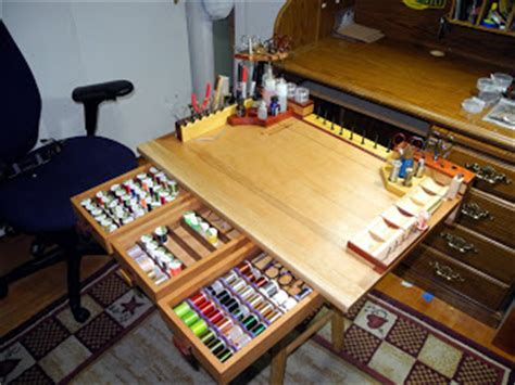 fly tying desk setup cp 39 s fly fishing and fly tying new tying bench finest