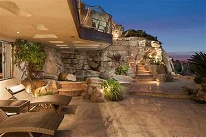 Whimsical Rock House In Laguna Beach iDesignArch