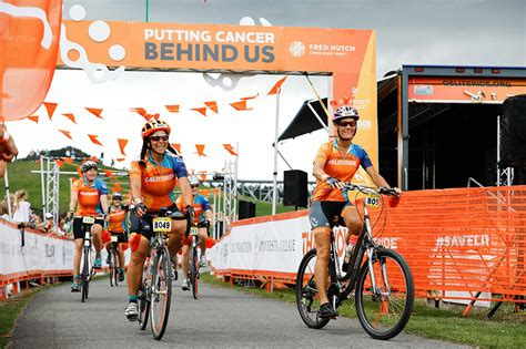 Fred Hutch Shuttle - fred hutch obliteride bike riders will spin through the