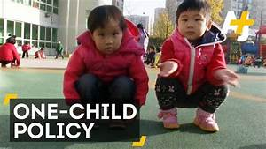 China Ends One-Child Policy, Now It's A Two-Child Policy ...
