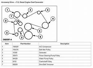 2nd Alternator Option For F350 7 3  - Diesel Forum